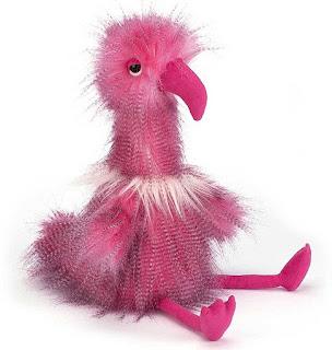 Floosie flamengo Jellycat