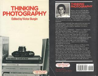 Victor burgin thinking photography