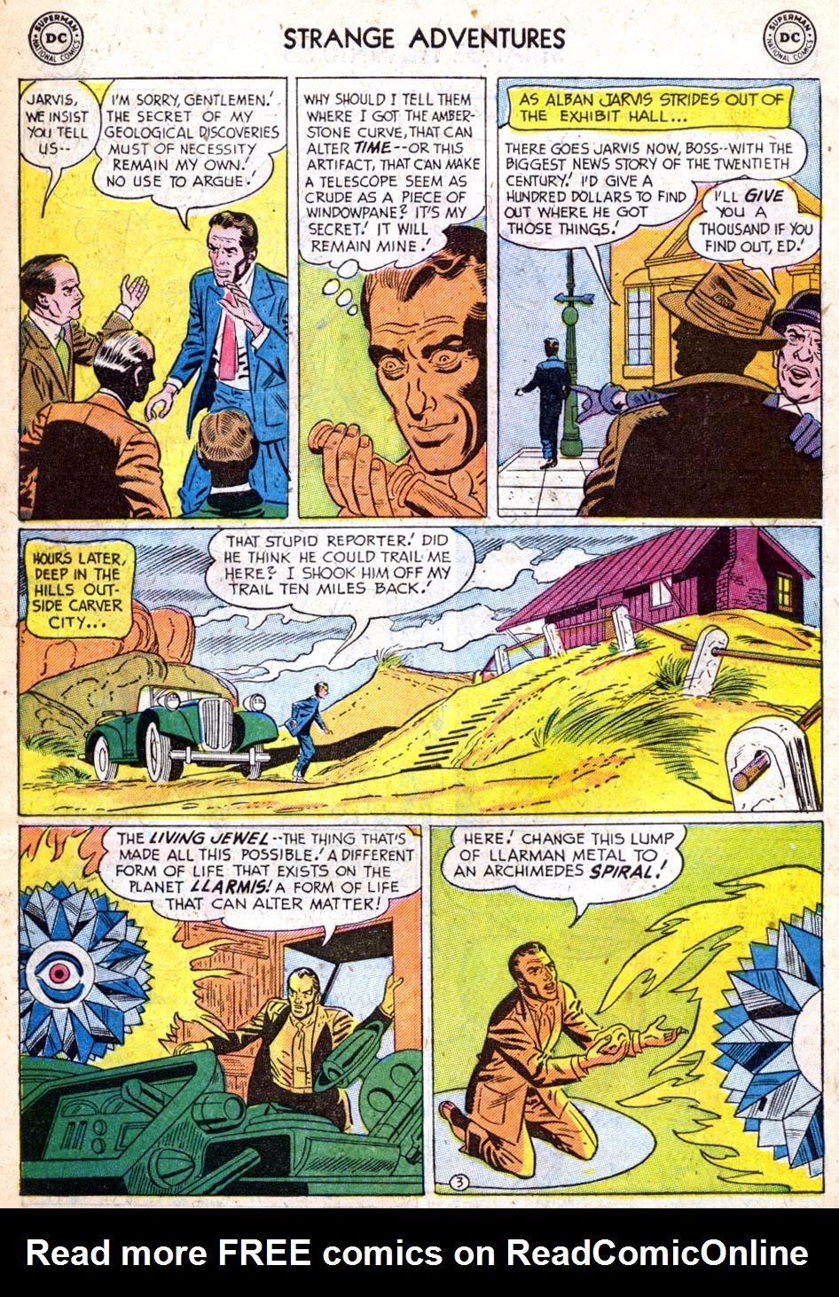 Strange Adventures (1950) issue 25 - Page 30
