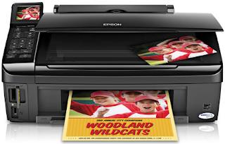 Epson stylus nx515 Wireless Printer Setup, Software & Driver