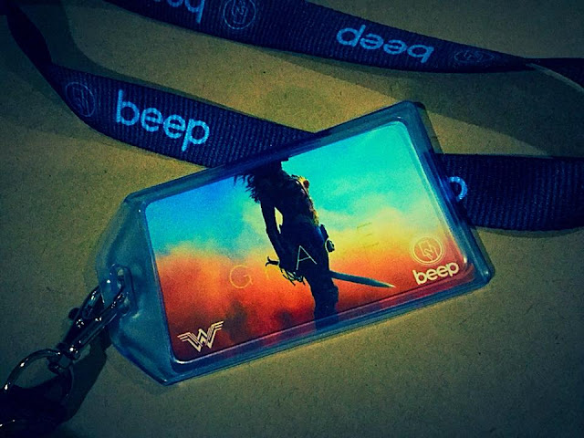 Beep Card Partners With Robinsons Movieworld
