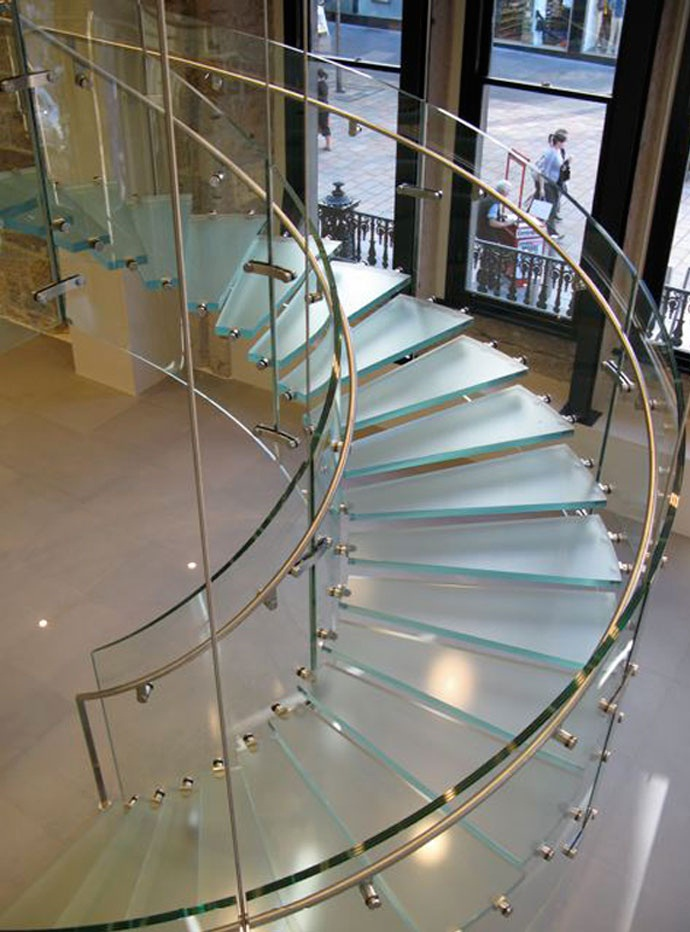 Fancy Home Decor: MODERN STAIRCASES DESIGNS & DECOR - AINA ...