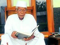 Abah Afandi, Kedalaman Ilmu Kitab Kuningnya Diakui Para Kiai