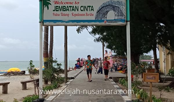 paket wisata open trip pulau tidung  murah 3 hari 2 malam
