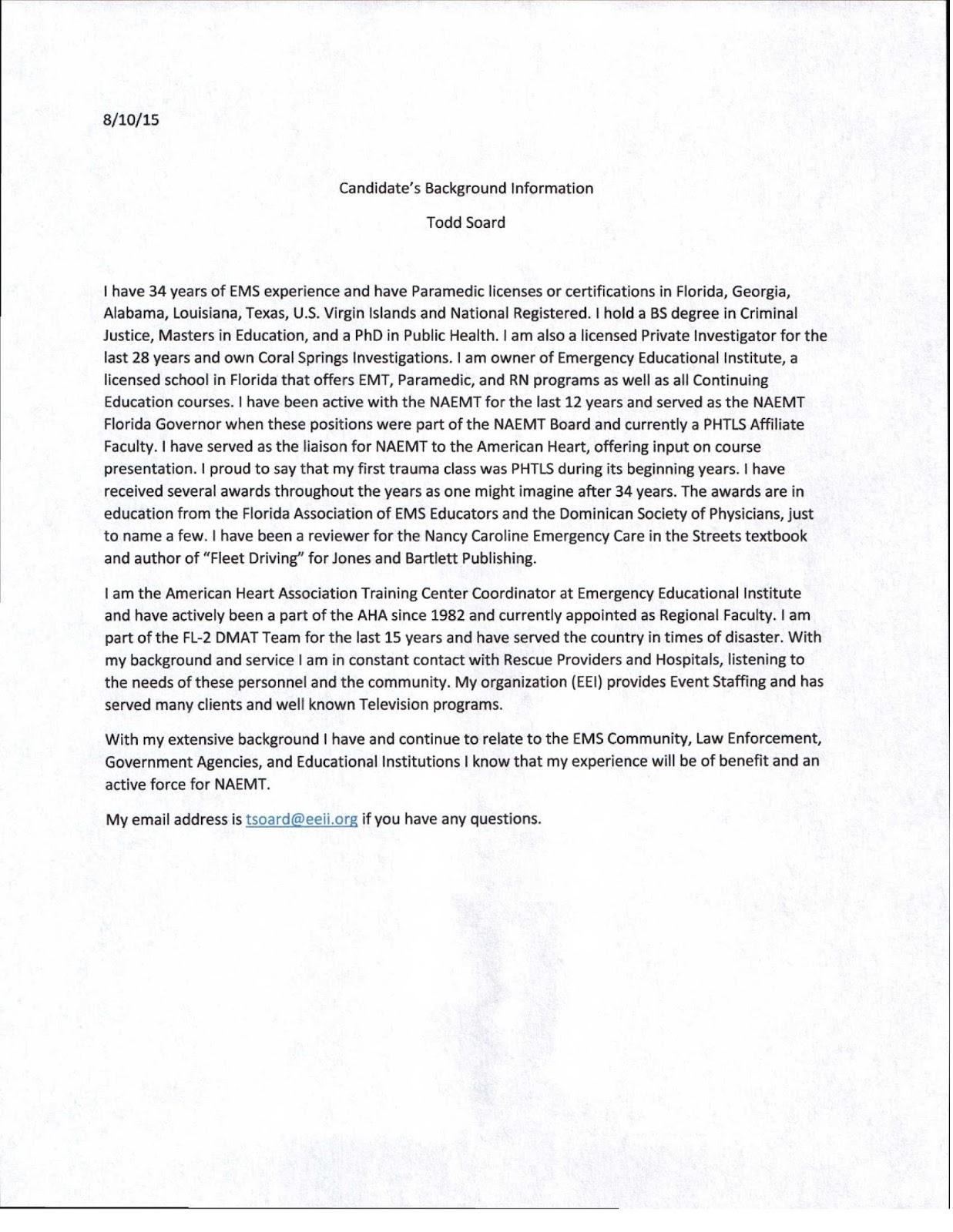 Recommendation Letter Programs