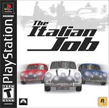 The Italian Job - PS1 - ISOs Download