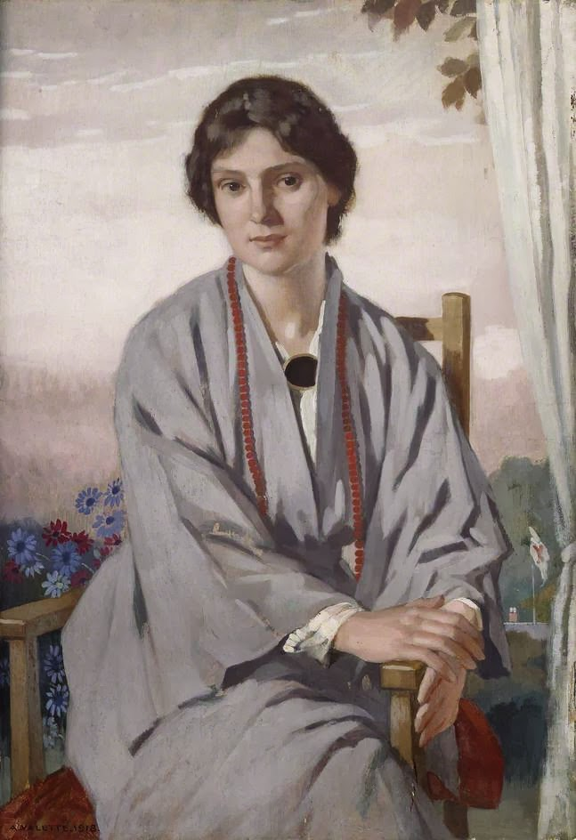Adolphe  Valette    May  Aimee  Smith