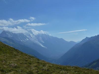 Col des Posettes Tour del Mont Blanc
