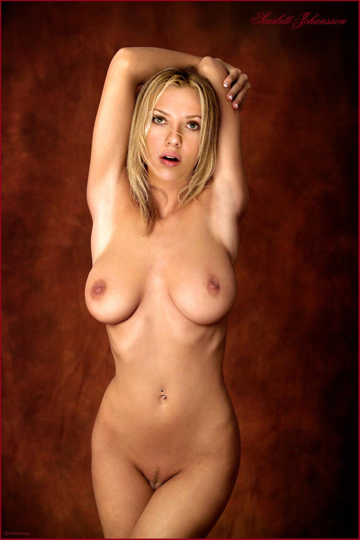 Scarlett johansson fake nude