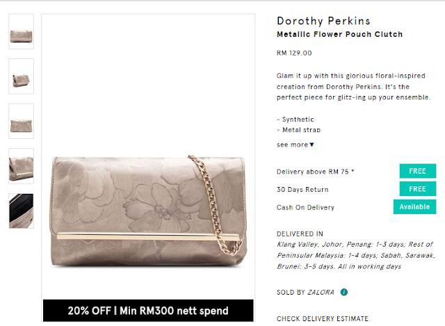 https://www.zalora.com.my/dorothy-perkins-metallic-flower-pouch-clutch-gold-1226529.html