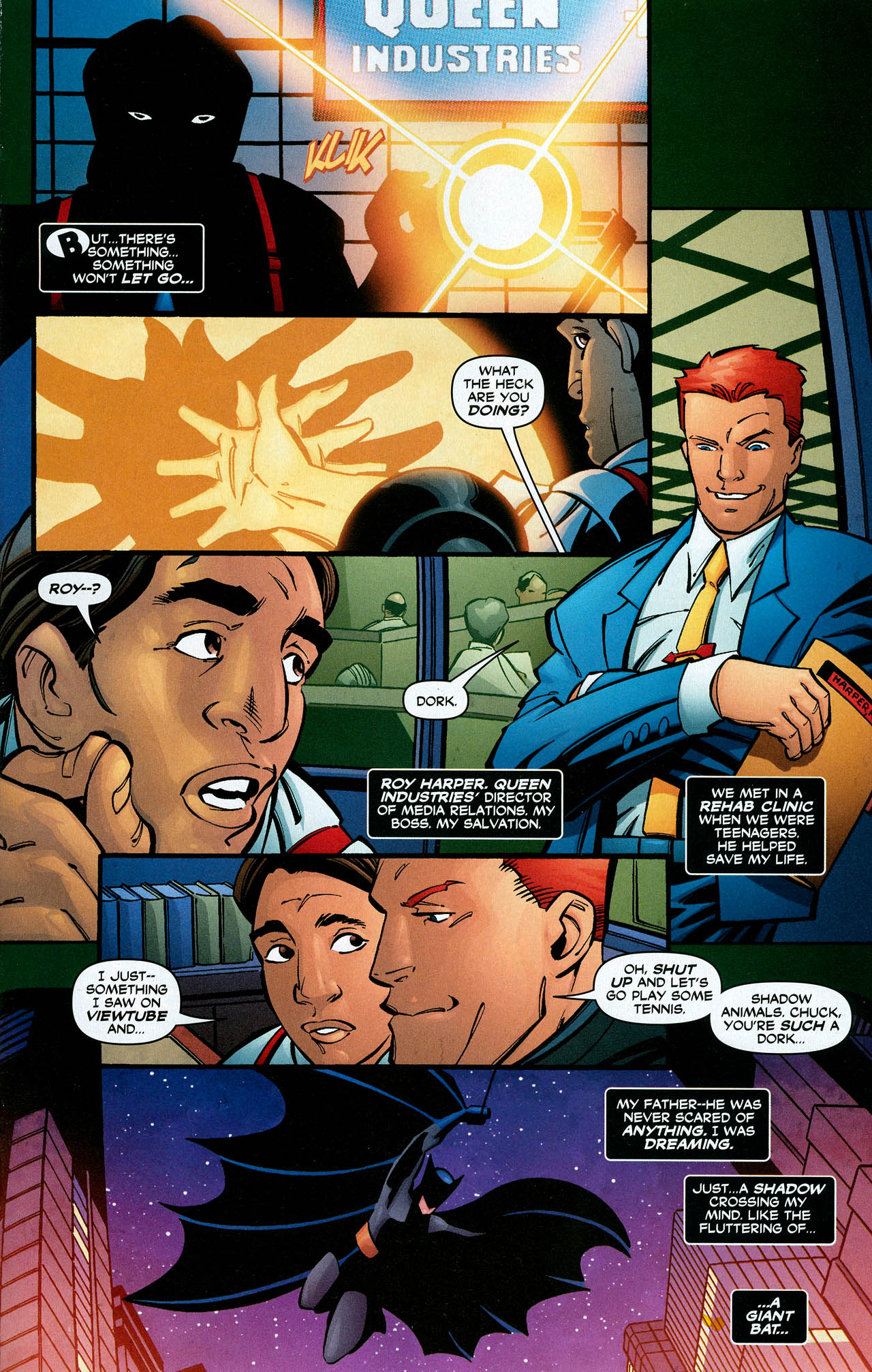 Read online Trinity (2008) comic -  Issue #18 - 20