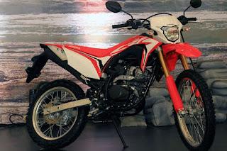 Spesifikasi Lengkap Motor Honda CRF 150L