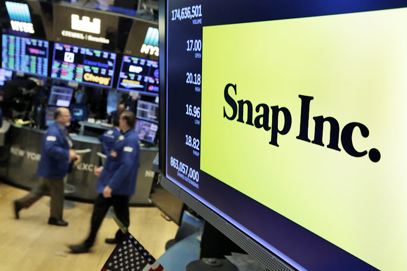 Snapchat, no longer bleeding users, according to its Q4 2018 report