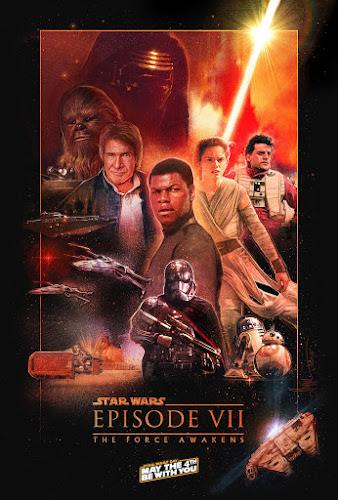 Star Wars: The Force Awakens (BRRip 1080p Dual Latino / Ingles) (2015)