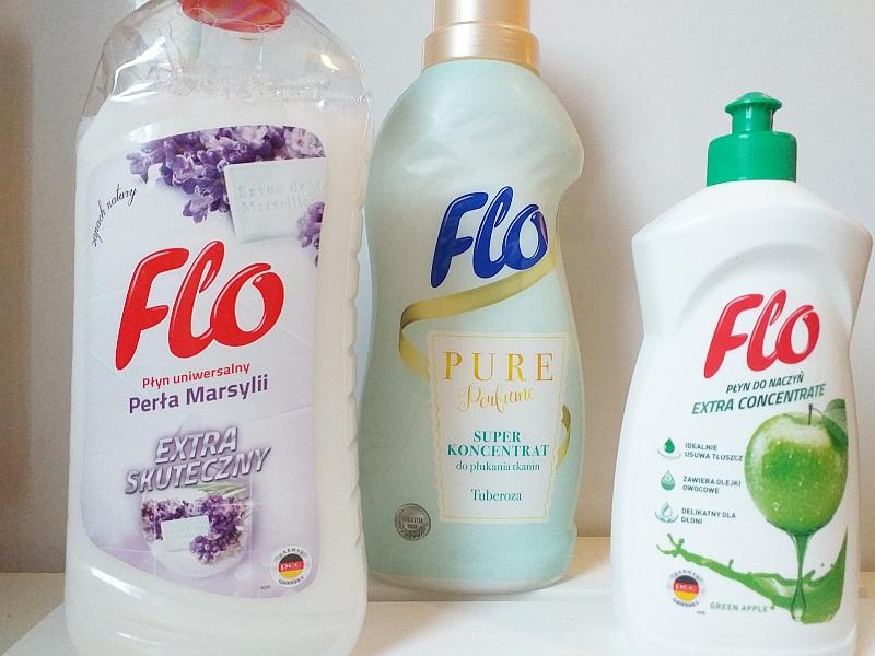 Środki chemiczne dla każdego   FLO