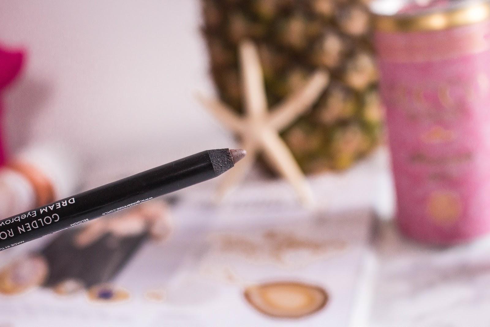 Golden Rose молив за вежди