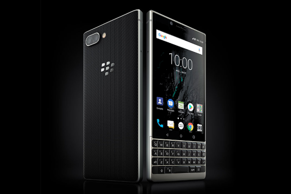 BlackBerry KEY2 unveiled with 4.5-inch touch display, Dual cameras, 6GB RAM and Physical QWERTY keyboard