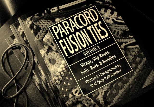 Paracord Fusion Ties Ebook