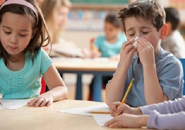 Οδηγίες για την πρόληψη της γρίπης στα σχολεία