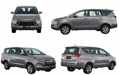 Toyota innova (reborn)