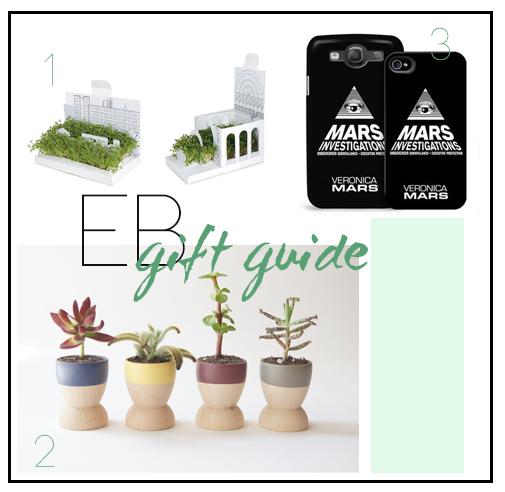 EB from Roomies by Tara Altebrando and Sara Zarr Gift Guide