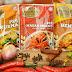 Cepat, Mudah Dan Lazat Pes dan Sos Segera Dari Ayamas Kitchen