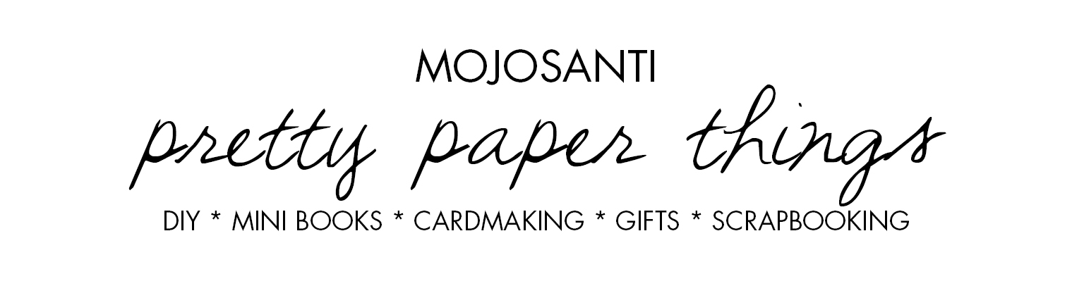Mojosanti Pretty Paper Things