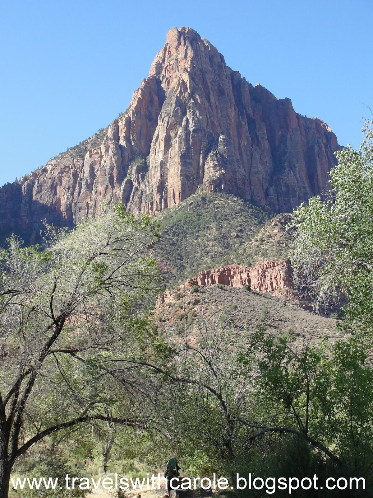 Zion National Park Webcam 14