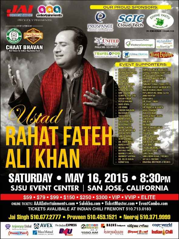 indian events in bay area