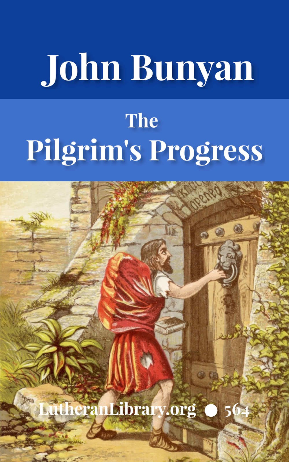 <b>Pilgrim's Progress Navigation Page</b>