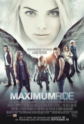 Maximum Ride [2016] [DVDR] [NTSC] [Latino]