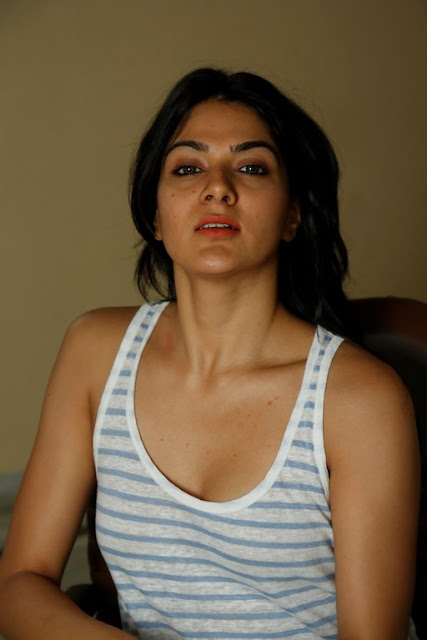 Sakshi Chowdary Latest HD Photo Shoot Stills
