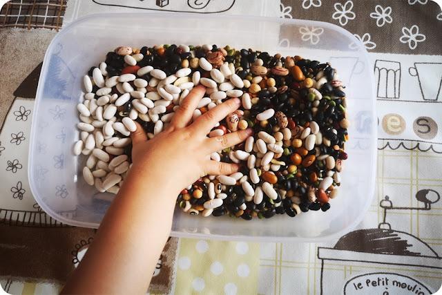 come piantare semi con i bambini