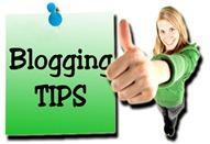 نصائح التدوين