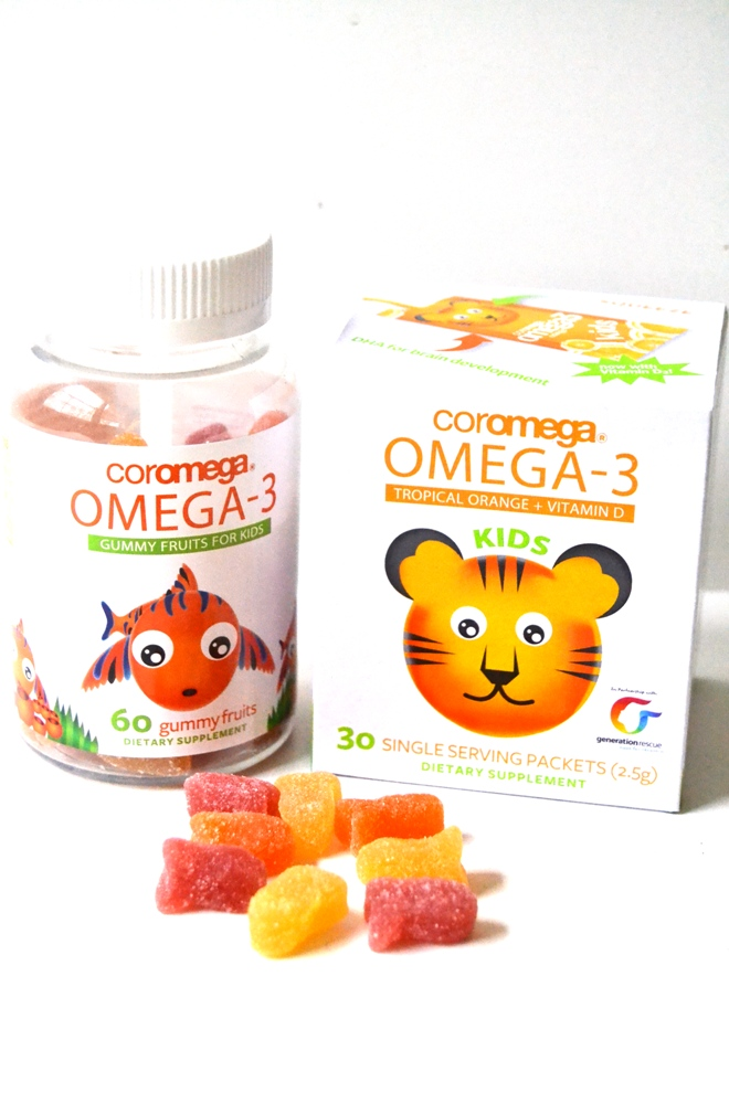 Coromega Omega-3 for Kids