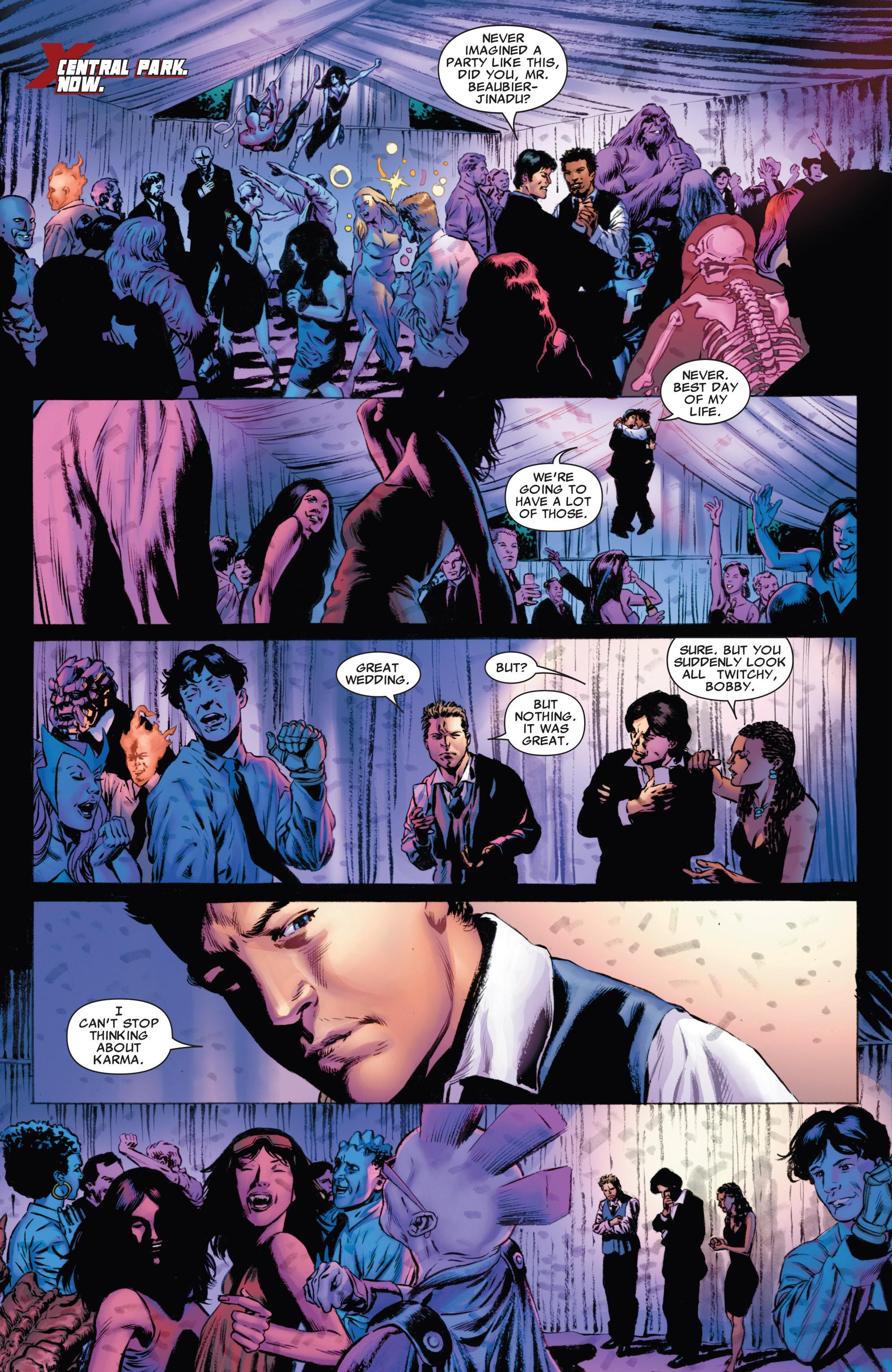Read online Astonishing X-Men (2004) comic -  Issue #52 - 3