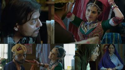 शॉट फिल्म'11 मिनट्स' में दीपक  और सनी के साथ अन्य किरदार कुछ इसत रह दिखे