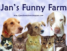Jan's Funny Farm co-hosts The Pet Parade