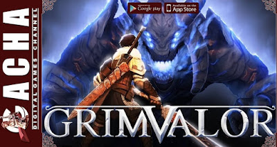 Grimvalor Apk + Mod (Money/Full Unlocked) + Data Android Offline