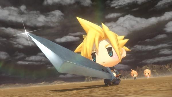 Se anuncia World of Final Fantasy: Meli-Melo