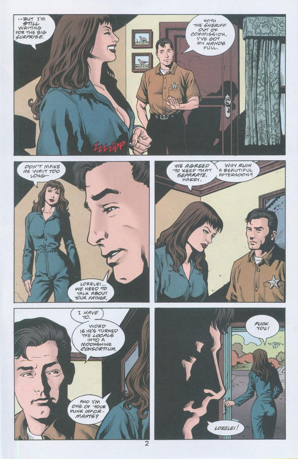 Read online American Century comic -  Issue #12 - 3