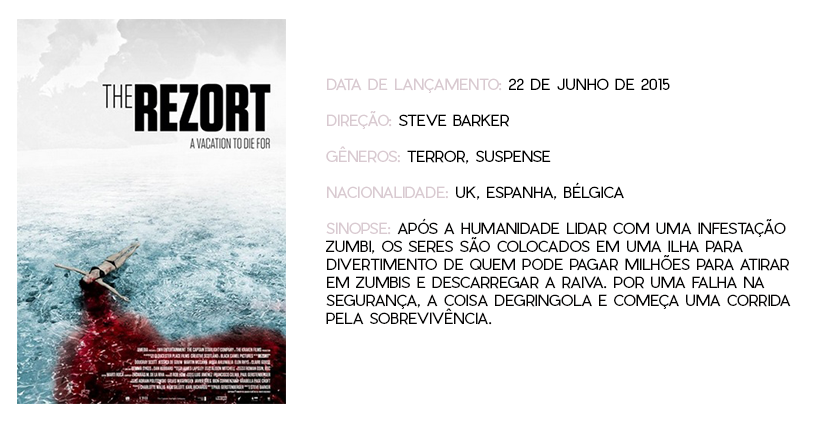 the resort filme