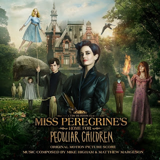 miss peregrines home for peculiar soundtracks