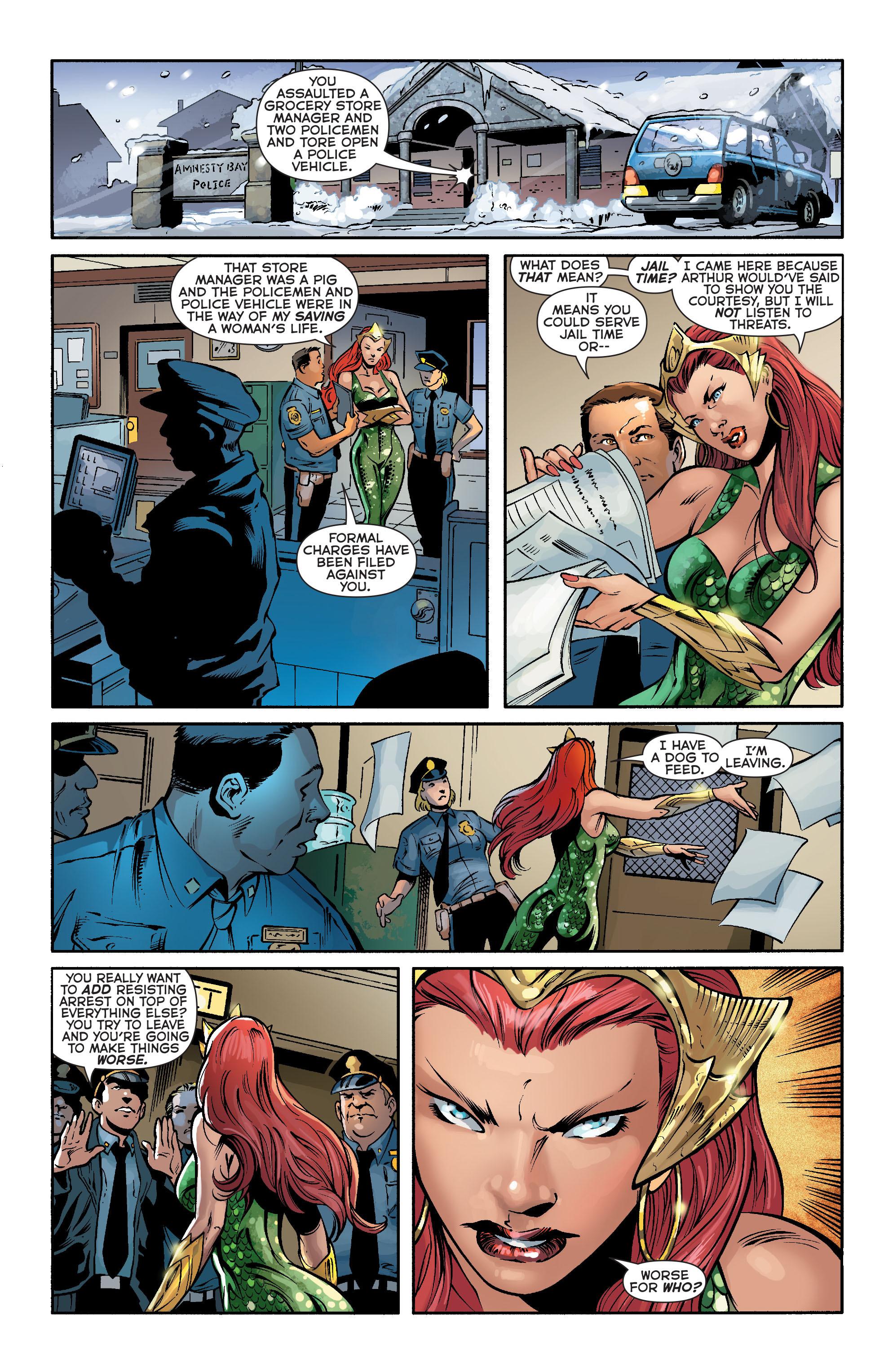 Read online Aquaman (2011) comic -  Issue #18 - 12