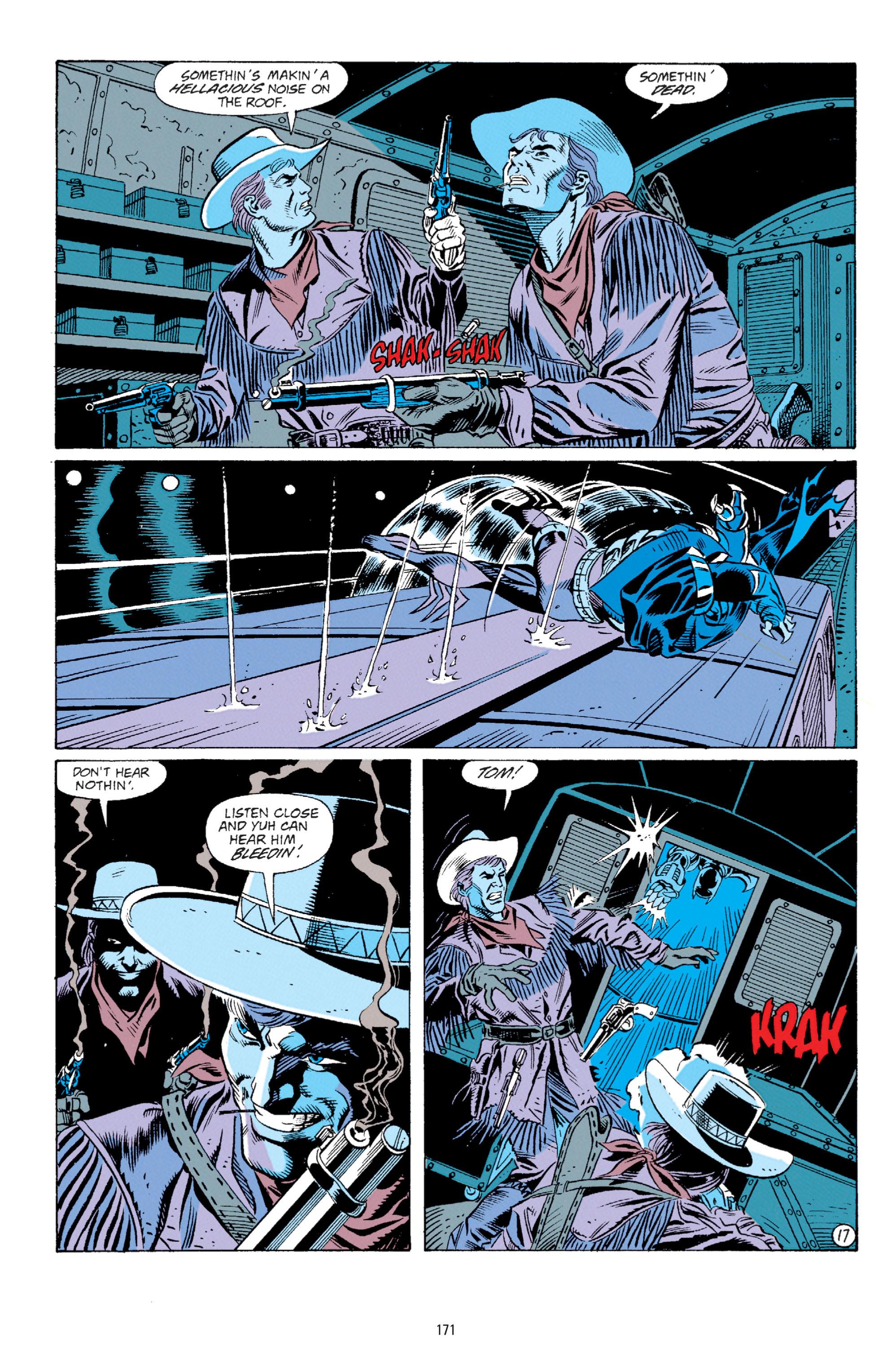 Detective Comics (1937) 669 Page 16