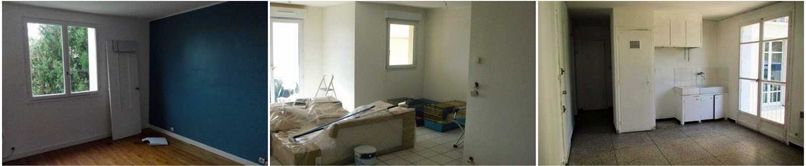 renovation PEINTRE EN BATIMENT appartement