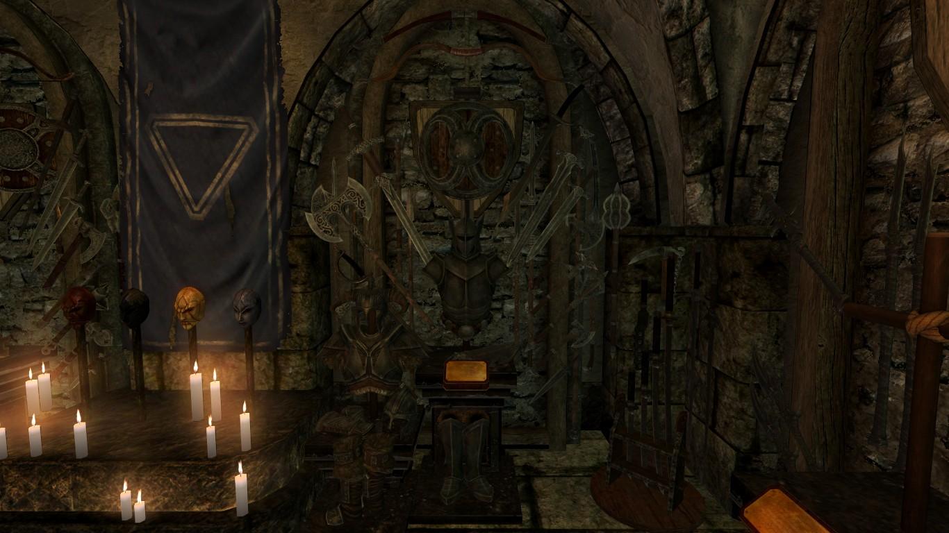 Silvara's Pathrun: The Armory Part 1