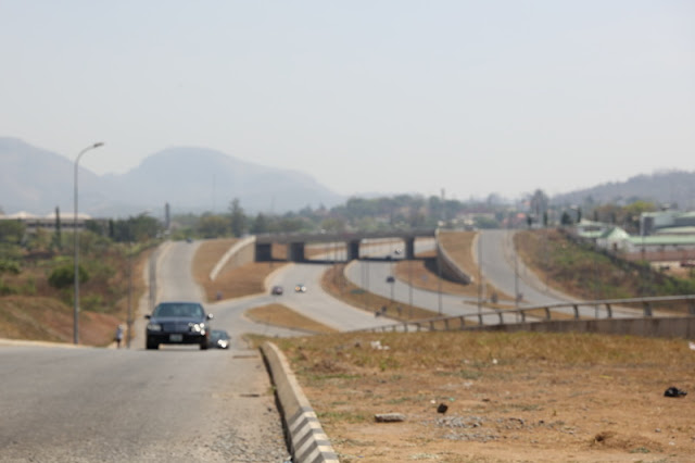 so many roads lead to Abuja