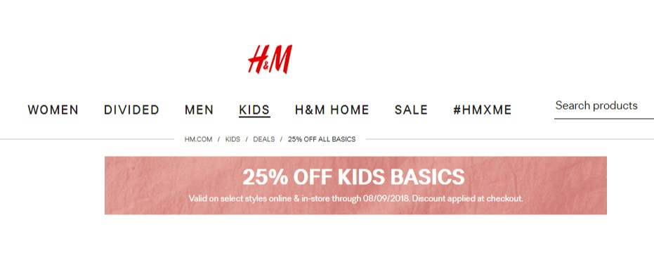 photograph regarding H and M Printable Coupons referred to as Inside-Retail store Printable Discount coupons, Savings and Bargains! Printable
