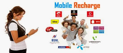 mobile topup business
